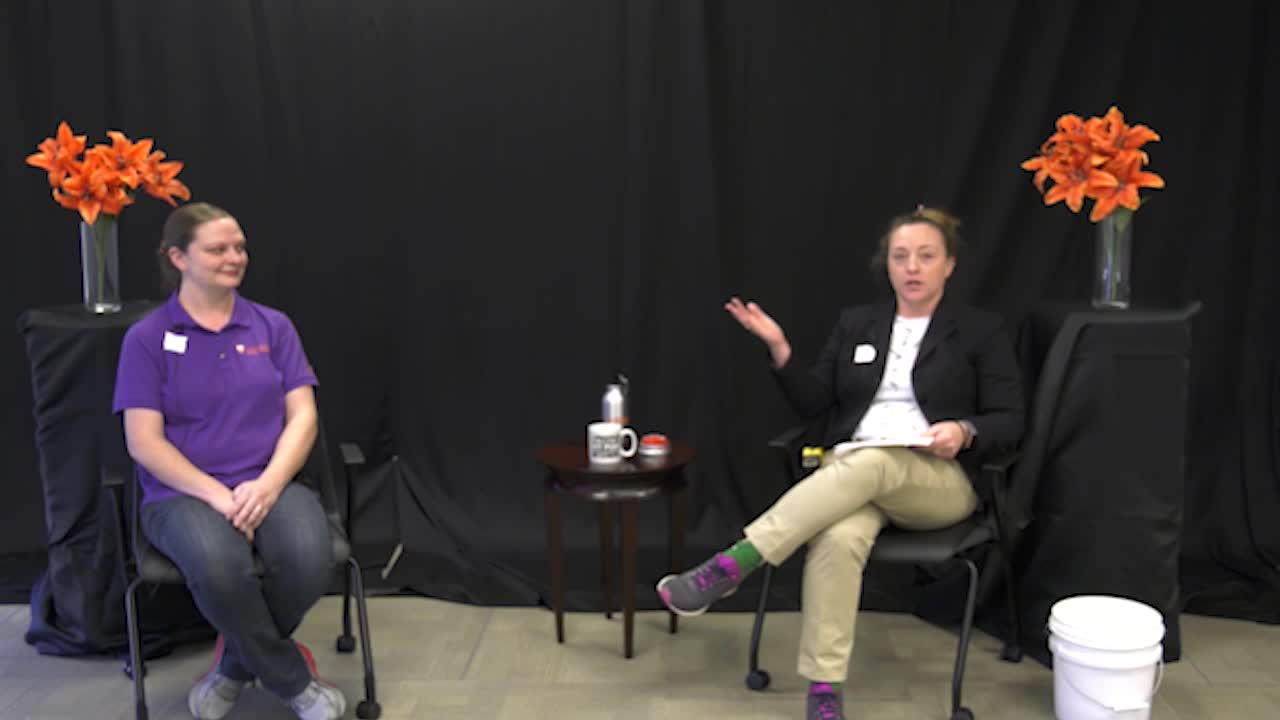 Between Two Tiger Lilies with Dr. Rachel Anderson