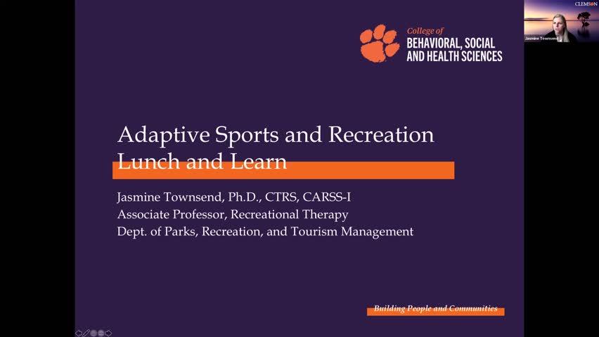 CU Adaptive Sports and Recreation