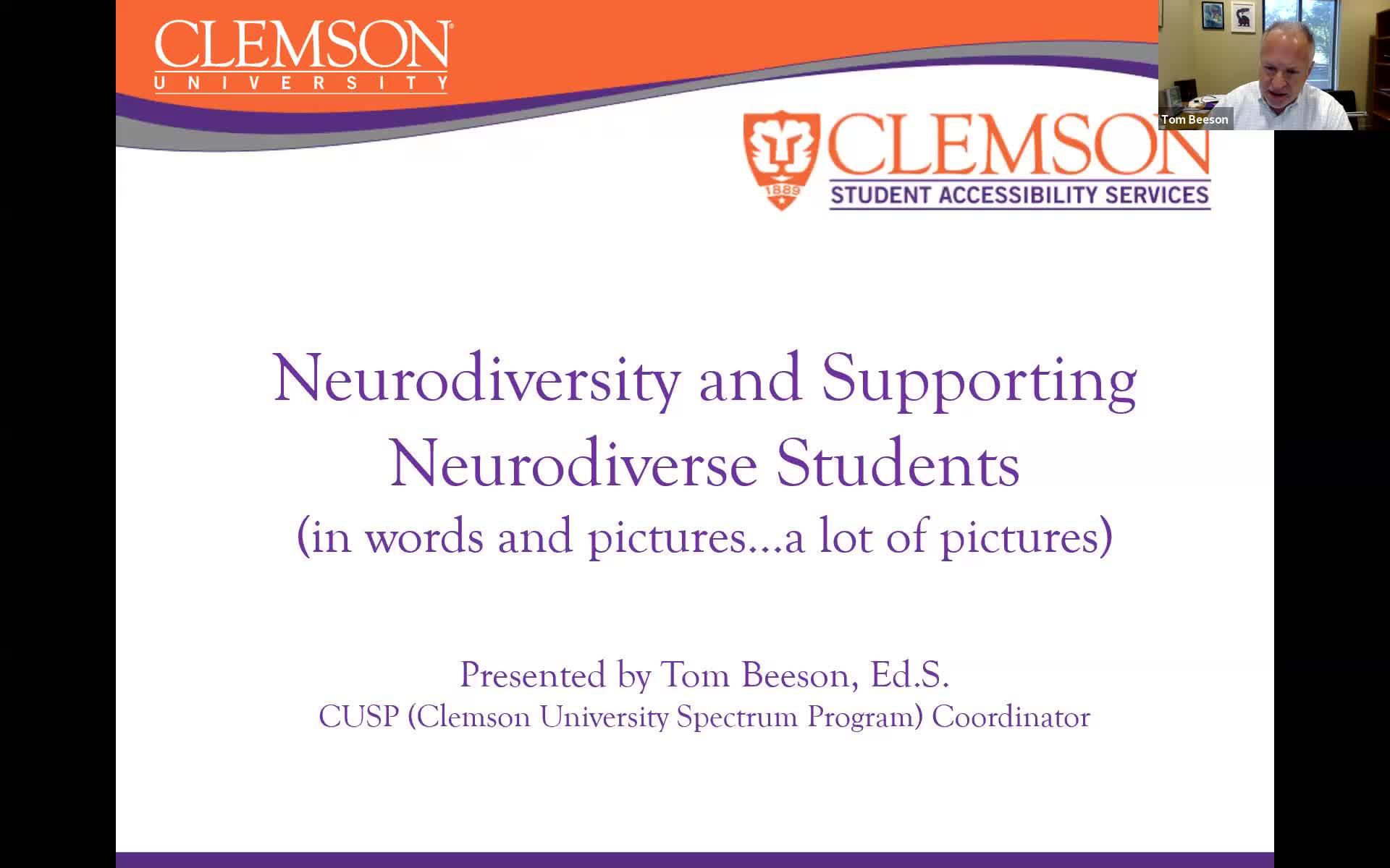 Neurodiversity in Students