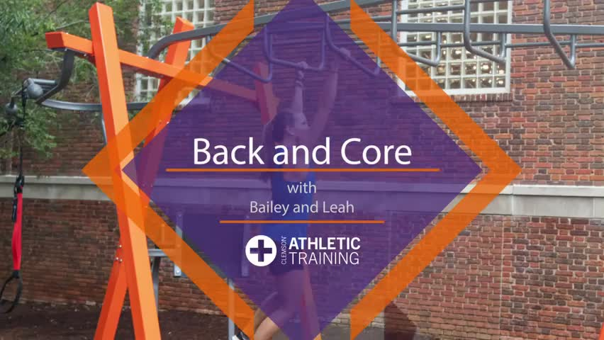 Injury Prevention - Back & Core