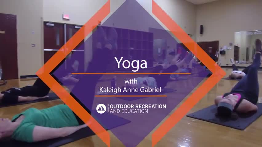 Yoga with Kaleigh