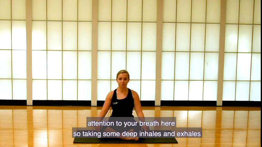 10 Minute Slow Flow Yoga with Kaleigh